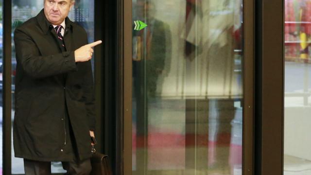 Centeno terá voto de Espanha se for candidato à presidência do Eurogrupo