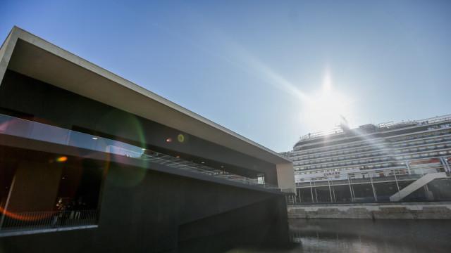 42.ª Portugal Fashion começa no Terminal de cruzeiros de Lisboa