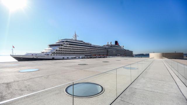Portos com novos recordes de escalas e passageiros de cruzeiros