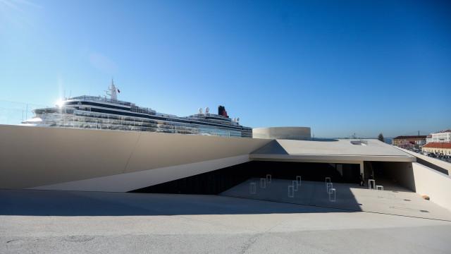 Terminal de Cruzeiros de Lisboa finalista de um prémio de arquitetura