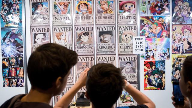 Kingpin Books finalista do prémio Eisner de melhor livraria mundial de BD