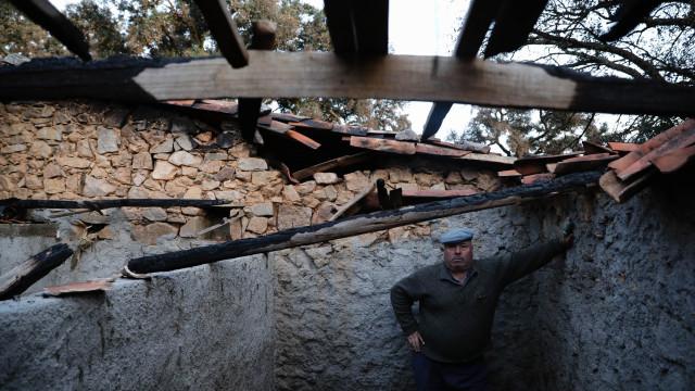 Agricultores retomam atividade ainda que tardem as ajudas após incêndios