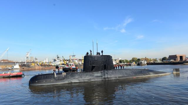 Argentina: Sons detetados não são do submarino desaparecido