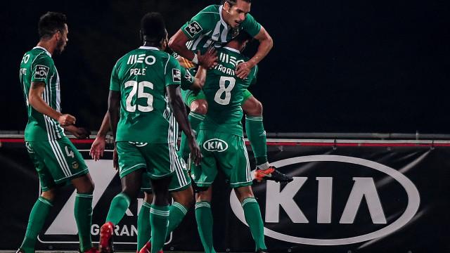 Rio Ave avança para os 'oitavos' da Taça de Portugal ao vencer Sp. Braga