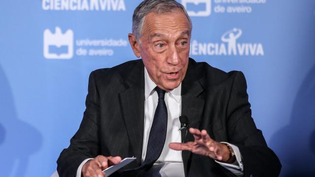 Marcelo frisa importância da verdade na ação política perante catástrofes
