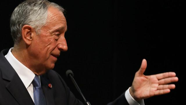 """Marcelo alerta para """"perplexidades e desmotivações"""" de empresários"""