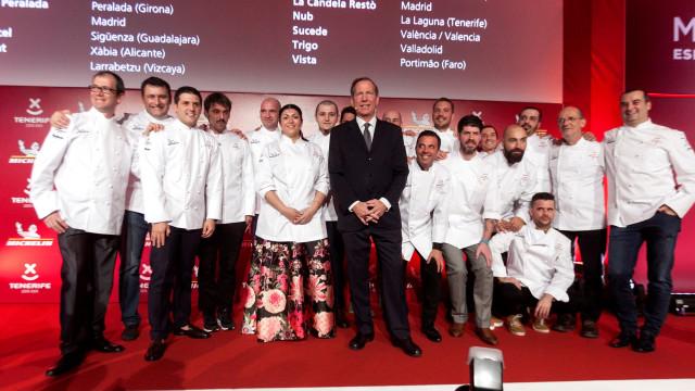 """Gastronomia portuguesa e espanhola com """"magnífica evolução"""""""