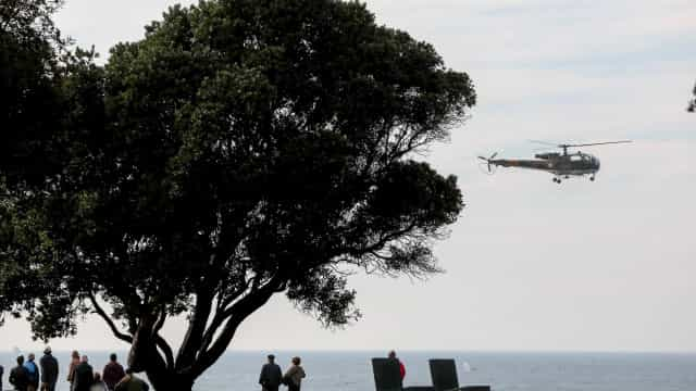 Retomadas buscas para encontrar mulher desaparecida em naufrágio no Porto