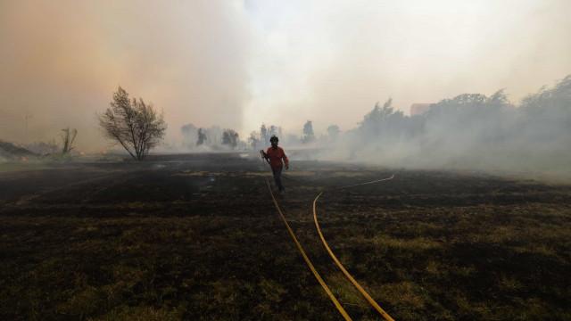 Ministério da Administração Interna vai rever despesas dos bombeiros