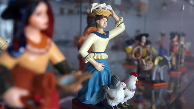 Classificação de Bonecos de Estremoz pela UNESCO adiada para quinta-feira