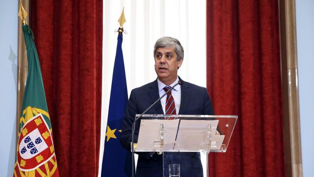 """Eleição de Mário Centeno será """"excelente notícia"""" para Portugal"""