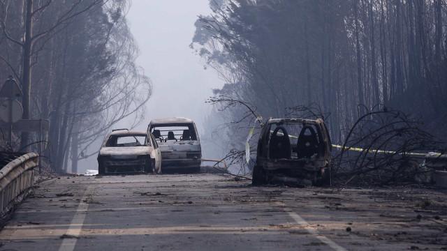 Incêndio em Pedrógão matou 66 pessoas, feriu 253 e atingiu 261 habitações