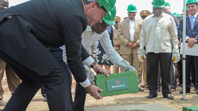 Moçambique:Fábrica da Heineken vai produzir oito milhões de litros anuais