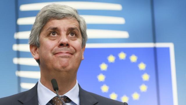 Mário Centeno estreia-se hoje como presidente do Eurogrupo