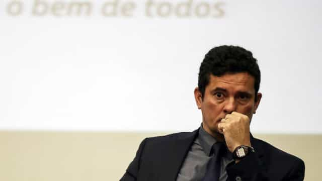 """Sergio Moro entende que Brasil precisa de """"agenda anticorrupção"""""""