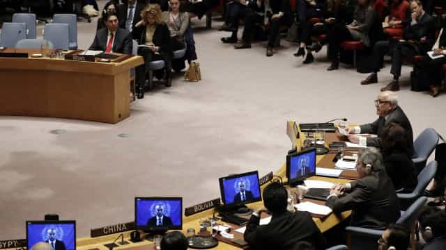 ONU contra reconhecimento pelos EUA de Jerusalém como capital de Israel
