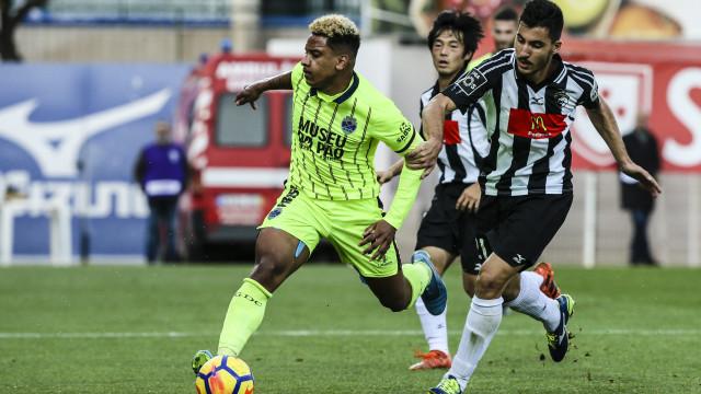 Desportivo de Chaves vence em Portimão com penálti nos descontos