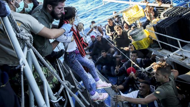 Movimento de apoio aos migrantes chega hoje a Lisboa