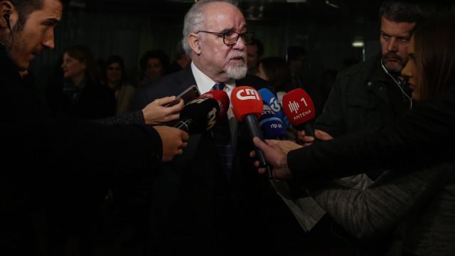 Vieira da Silva diz-se de consciência tranquila sobre o caso Raríssimas