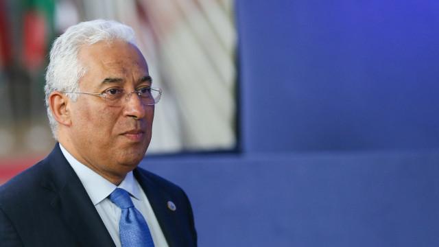 Portugal reforça apoio financeiro a África em 1.350 milhões, diz Costa