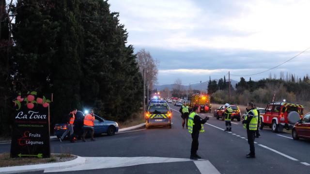 Português morre na colisão entre autocarro e comboio em França