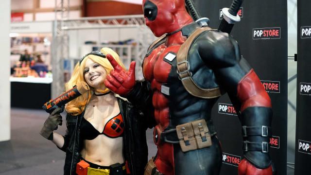 A Comic Con arranca hoje no Passeio Marítimo de Algés