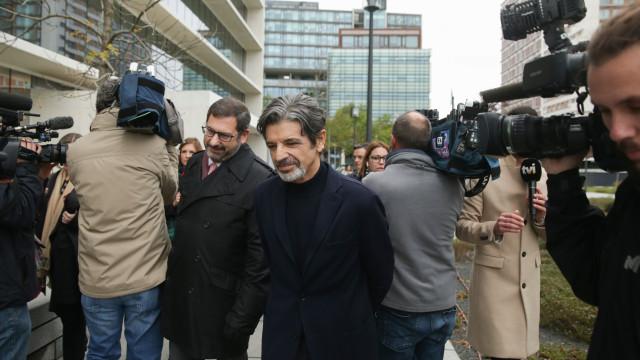 Caso de violência entre Carrilho e Bárbara Guimarães regressa a tribunal