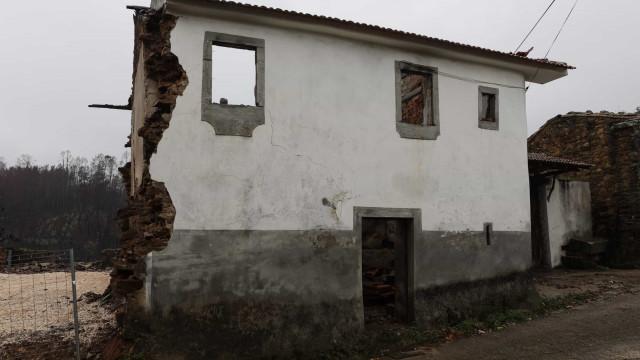 Fundo Revita analisa hoje processos da reconstrução de casas em Pedrógão