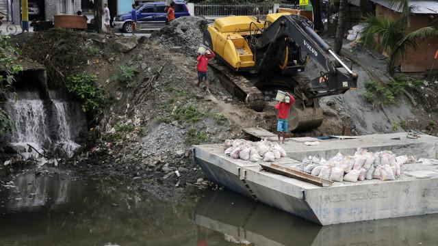 Tempestade Kai-Tak faz 26 mortos nas Filipinas