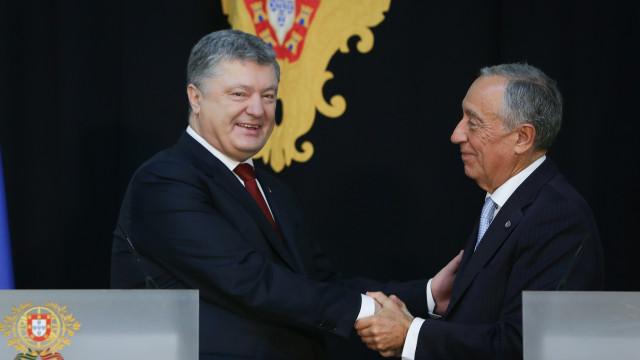 """""""Portugal tem apoiado de forma constante a Ucrânia, na UE e não só"""""""