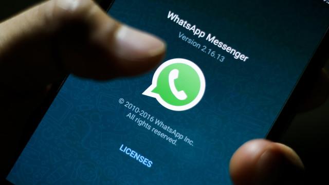 WhatsApp altera de 13 para 16 anos a idade mínima de utilizadores