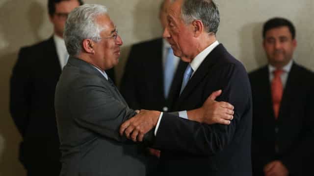 """Costa fala em relação """"irrepreensível"""" com Presidente da República"""