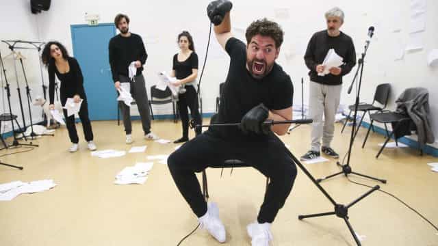 Marco Martins estreia hoje a peça 'Actores' em Lisboa