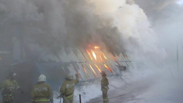 Sobem para mais de 50 os mortos em incêndio num centro comercial