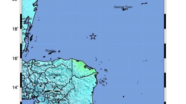 Sismo de magnitude 7.6 ao largo das Honduras ativa alerta de tsunami