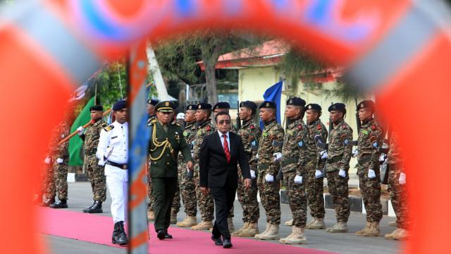Timor defende investimento na componente naval das forças de defesa