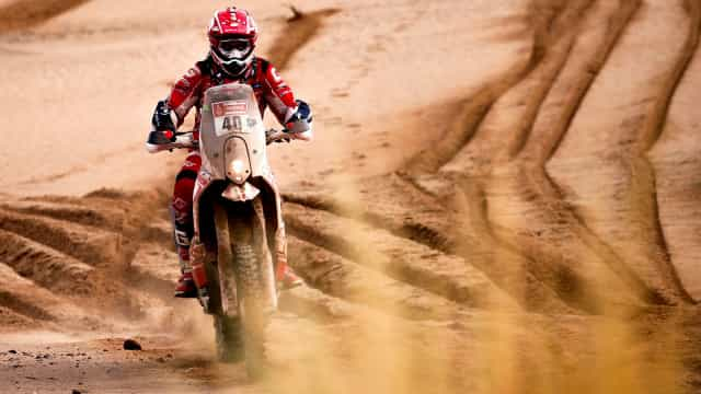 Dakar: Más condições atmosféricas encurtam 13.ª etapa para motas e quads