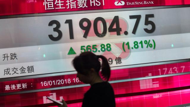 China com mais 55 novos multimilionários em 2017, o número mais elevado