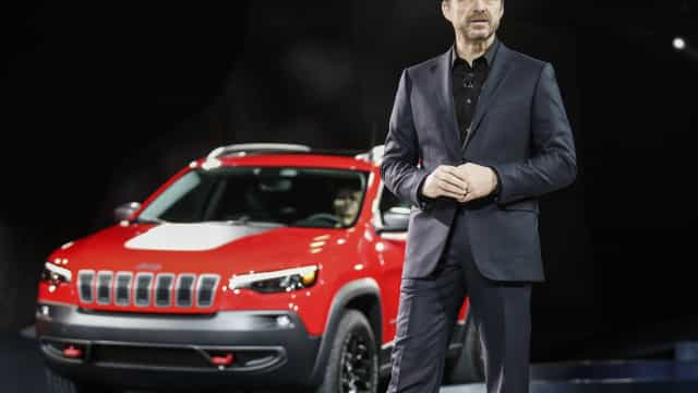 Mike Manley substitui Marchionne como diretor executivo na Fiat Chrysler