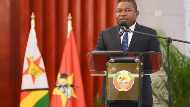 Nyusi anuncia revisão da Constituição no âmbito das negociações de paz