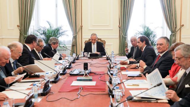 Conselho de Estado já começou. Ramalho Eanes falha devido a gripe