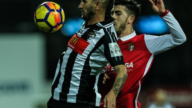 11 minutos 'loucos' valem vitória do Sp. Braga sobre o Portimonense