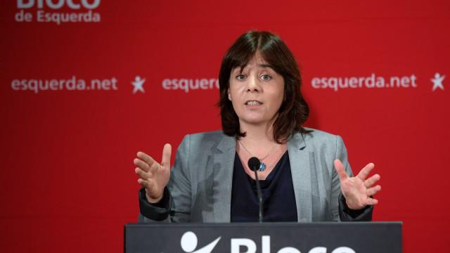 "Rio é ""voz dessa direita conservadora"", acusa Catarina Martins"
