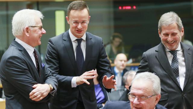 Ministro, presidente do STJ e procurador-geral na lista de sanções da UE