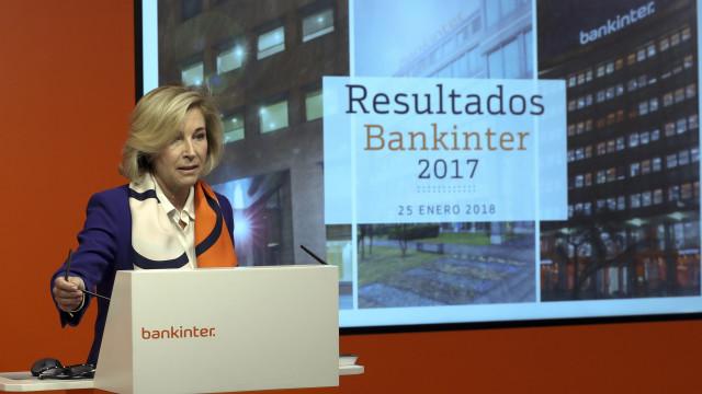 Bankinter não quer comprar mais nada em Portugal