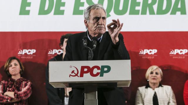 """Jerónimo alerta que valorização do trabalho exige ação """"sem ambiguidade"""""""