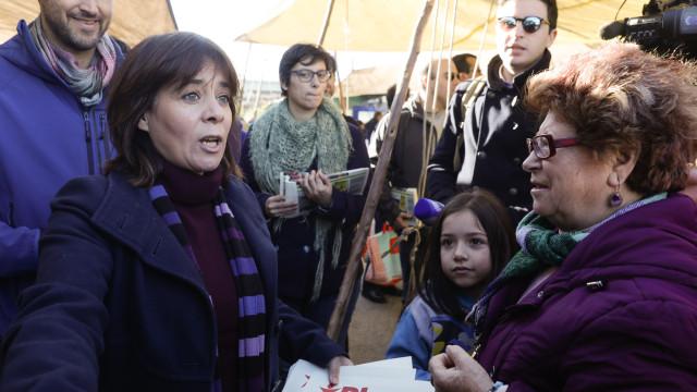 Bloco contra dupla penalização a quem pede reforma aos 60 anos