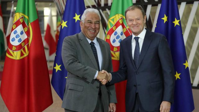 Donald Tusk reúne-se com António Costa na sexta-feira em Lisboa
