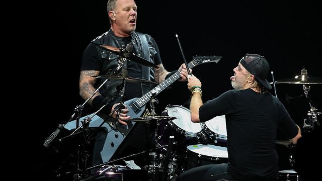 Metallica e Instituto de Música do Afeganistão recebem Prémio Polar