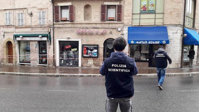 Italiano autor de tiroteio ligado à extrema-direita